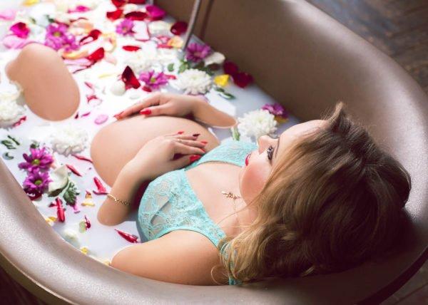 Фотосессия беременных
