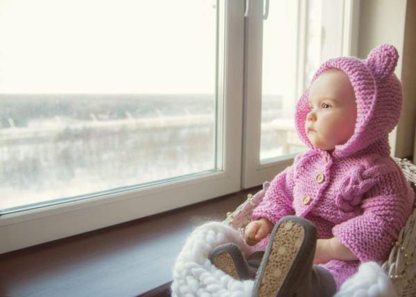 фотосессия детей до года